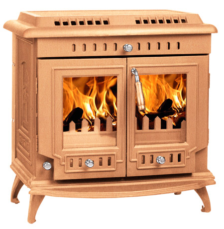 Copper-pained-stove